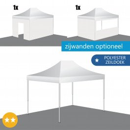 Easy Up Tent 3x4,5 Collective Polyester