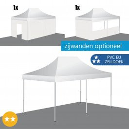 Easy Up Tent 3x6 Collective PVC Europees