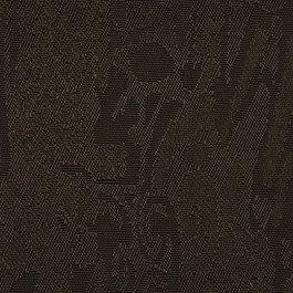 Tafelkleed Zoya-Choco-Ø 200 cm