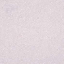 Tafelkleed Zoya-Wit #ffffff-Ø 220 cm