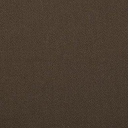 Tafelkleed Satin Donker-Havanna-Ø 160 cm