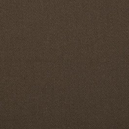 Tafelkleed Satin Donker-Havanna-Ø 290 cm