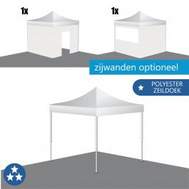 Easy Up Tent 3x3 RP (polyester)