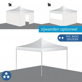 Easy Up Tent 4x4 RP (PVC Basic)