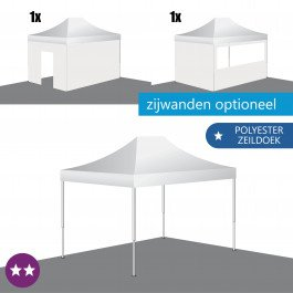 Easy Up Tent 3x4,5 S-LIGHT Polyester