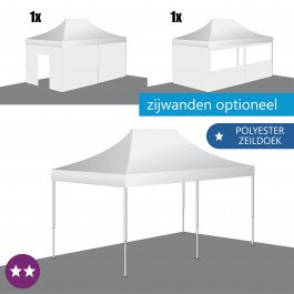Easy Up Tent 3x6 S-LIGHT Polyester