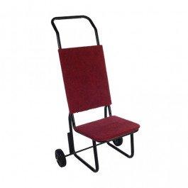 Steekwagen Stackchair-Zwart
