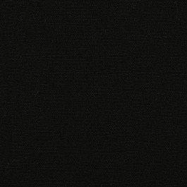 Tafelkleed Lijnwaad-Zwart #000000-160 x 160 cm