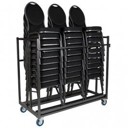 Transportkar Stackchair