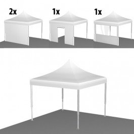 Easy Up Tent 3x3 Racing