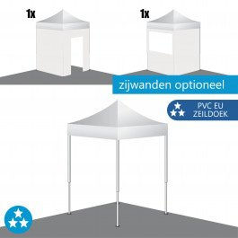 Easy Up Tent 2x2 XP (PVC Europees)