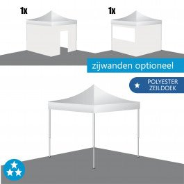 Easy Up Tent 3x3 XP (polyester)
