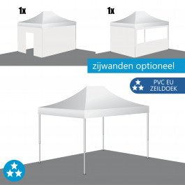 Easy Up Tent 3x4,5 XP (PVC Europees)