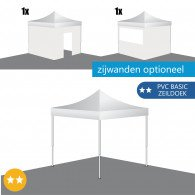 Easy Up Tent 3x3 Collective PVC Basic