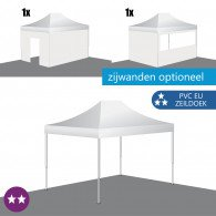Easy Up Tent 3x4,5 S-LIGHT PVC Europees