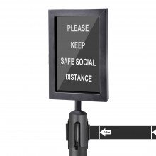 Kaarthouder Distance (A4)