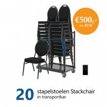 Actiepakket Stackchairs Basic