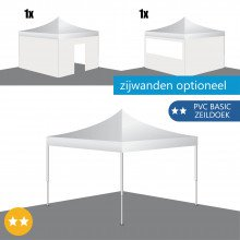 Easy Up Tent 4x4 Collective PVC Basic