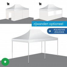Easy Up Tent 3x6 ECO-STAAL