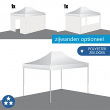 Easy Up Tent 3x4,5 RP (polyester)