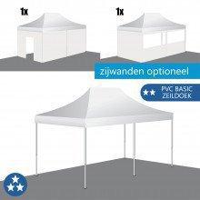 Easy Up Tent 3x6 RP (PVC Basic)