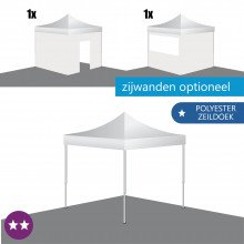 Easy Up Tent 3x3 S-LIGHT Polyester