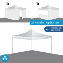 Easy Up Tent 4x4 XP (polyester)
