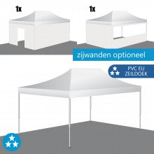 Easy Up Tent 4x6 XP (PVC Europees)